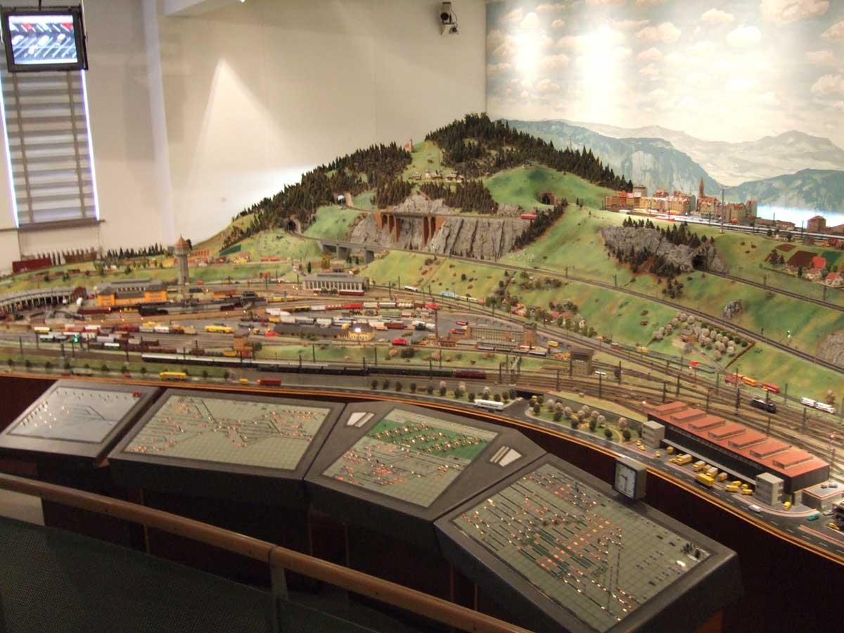 地理写真 ドイツの鉄道